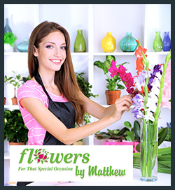 flowers by matthew